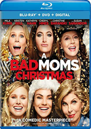 A Bad Moms Christmas 2017 BRRip 950MB English 720p ESubs Watch Online Full Movie Download bolly4u