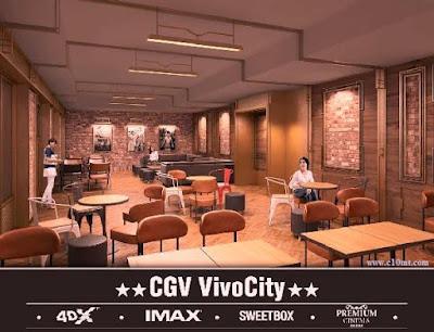 Rạp phim CGV ở SC VivoCity