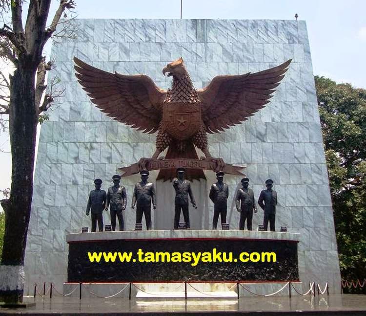 Wisata Dan Kuliner Wisata Sejarah Di Lubang Buaya Jakarta