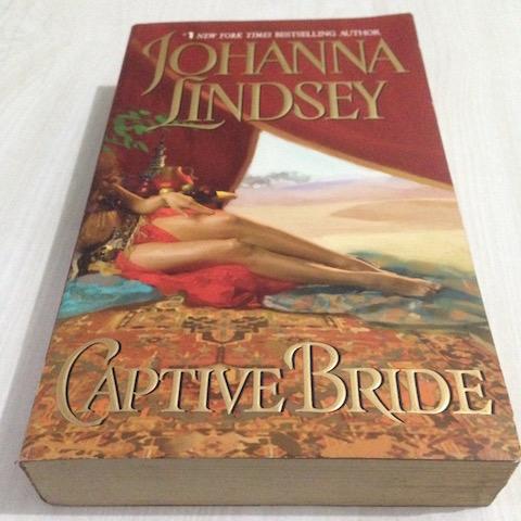 Johanna Lindsey Captive Bride