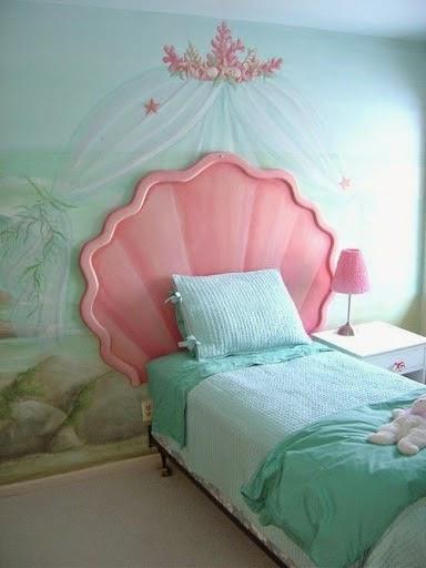 Milena Boaro ??Tips Decor combinando rosa e verde água ~ Quarto Rosa E Verde Agua