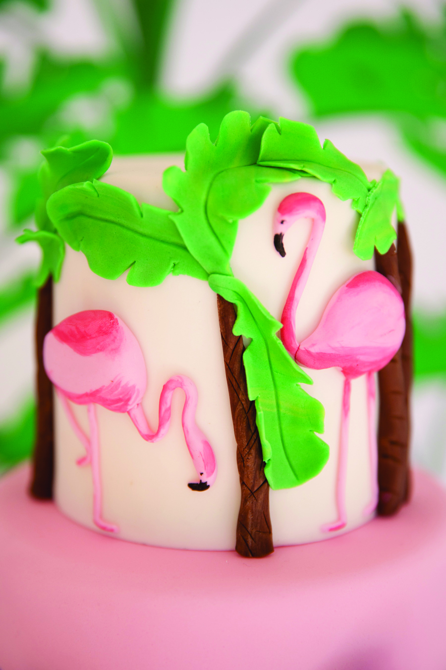 Flamingo Birthday Cake Designs