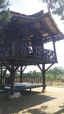 Cotoh villa/resort kampung kurma