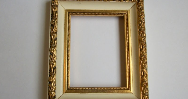 Queenie S Vintage Finds Small Vintage Picture Frames