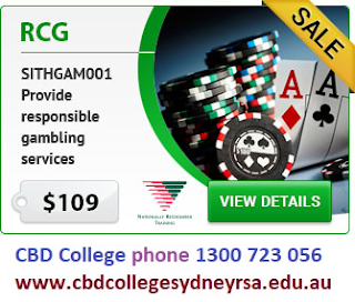 Provide RCG Course Sydney