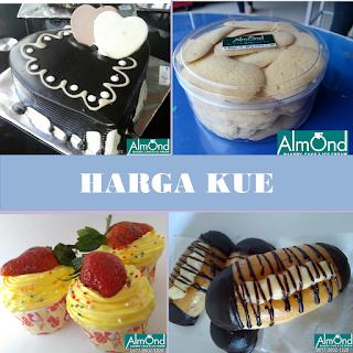 Harga Kue, Harga Kue Ulang Tahun, Harga Kue Lapis Surabaya, Harga Kue Kering 2017, Harga Kue Tart