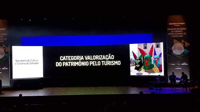 Blog Apaixonados por Viagens - 1º Prêmio Nacional de Turismo - Ministério do Turismo