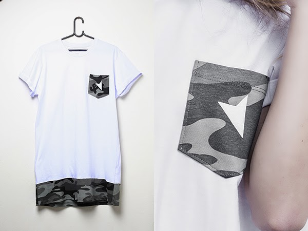 """6b0141630 Elas podem serem encontradas nas lojas que acompanham as tendências fora do  Brasil  Mais e Campos você pode encontrar as camisas """"Oversized"""" na loja  Zmais ..."""