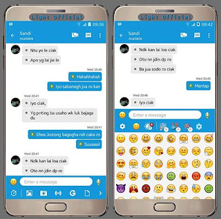 BBM Light Official v3.0.1.25 Mod Apk