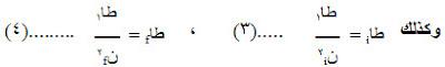 حساب الأطوال الموجية لطيف ذرة الهيدروجين