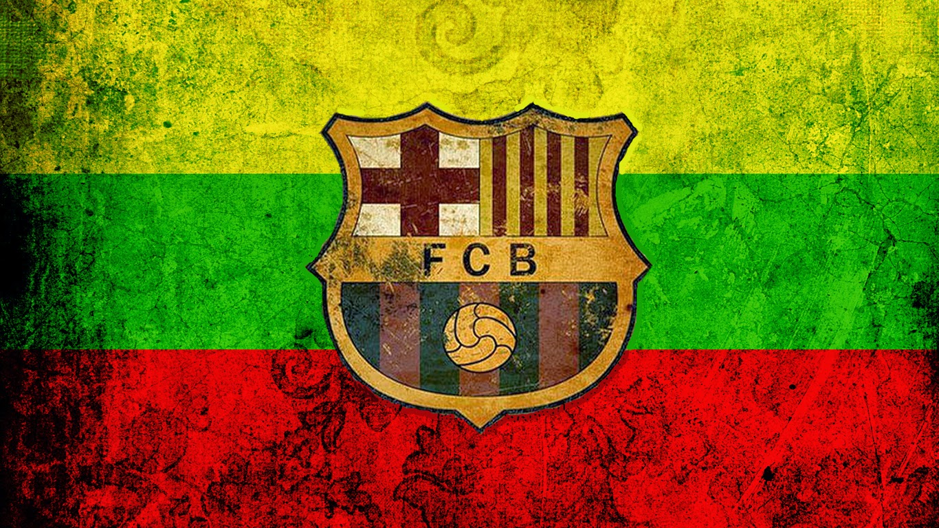 Fc Barcelona Logo New Hd Wallpaper 2014 World Fresh Hd