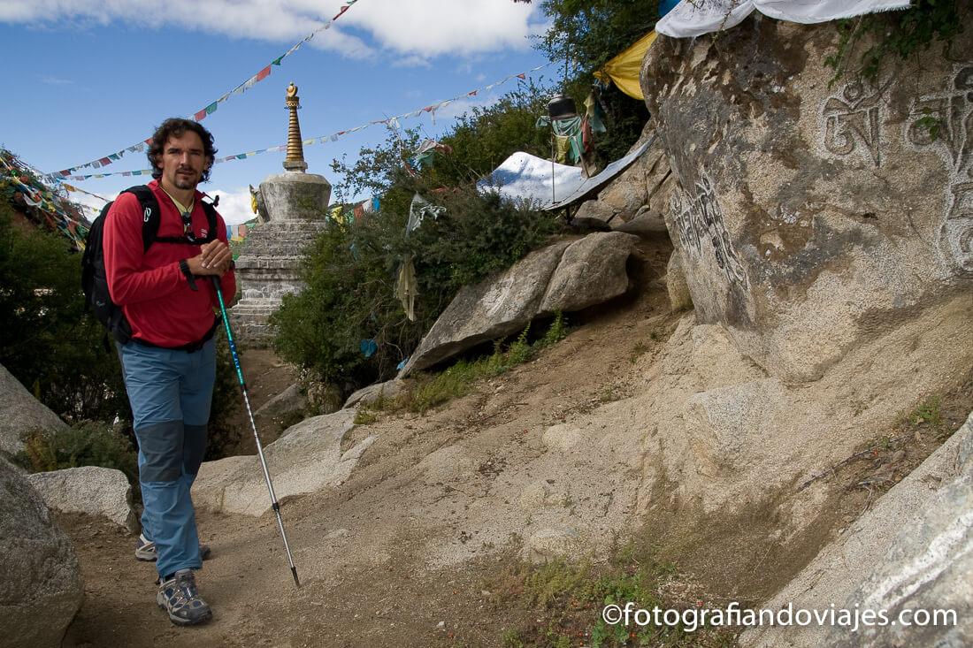 Cuevas ermita de Chumpu Samye