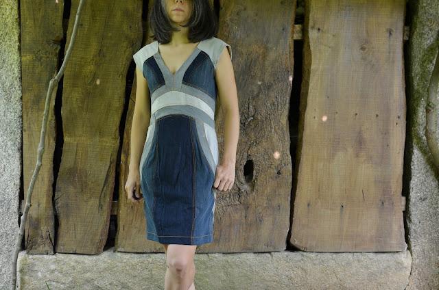 Vestido Vogue 1316 - Rebecca Taylor