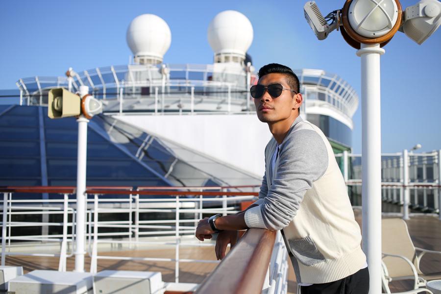 Clarks Cruise Style, Trigenic Flex, Leo Chan