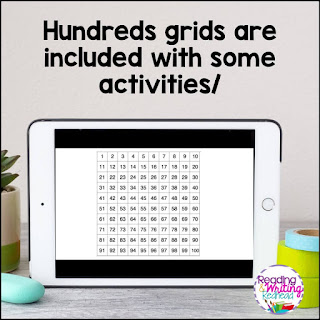 Hundreds grid