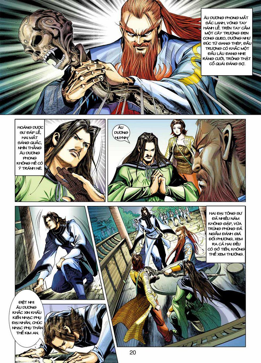 Anh Hùng Xạ Điêu anh hùng xạ đêu chap 43 trang 19