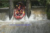 rafting murah