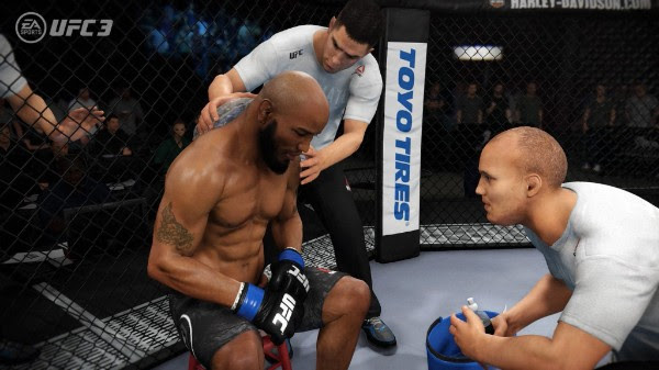 octágono-EA-Sports-UFC-3-video-juegos-Xbox