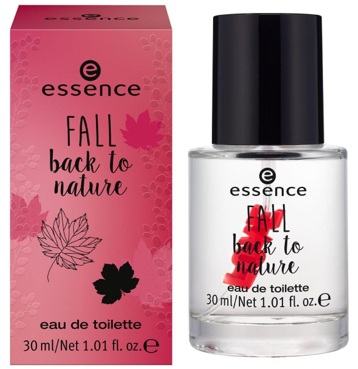 Eau de toilette - Fall back to nature