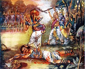 Duryodhana vadh mahabharata story, Mahabharata story of Duryodhana bheema battle
