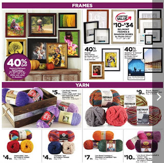 Michaels Flyer valid October 13 to 19, 2017
