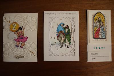 Wymiankowe karteczki i przepis na pyszną cukinię :)