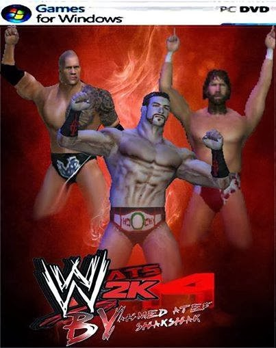 wwe 2k 14 for pc