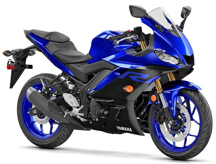 YZF-R3 review,the Yamaha YZF-R3 2019