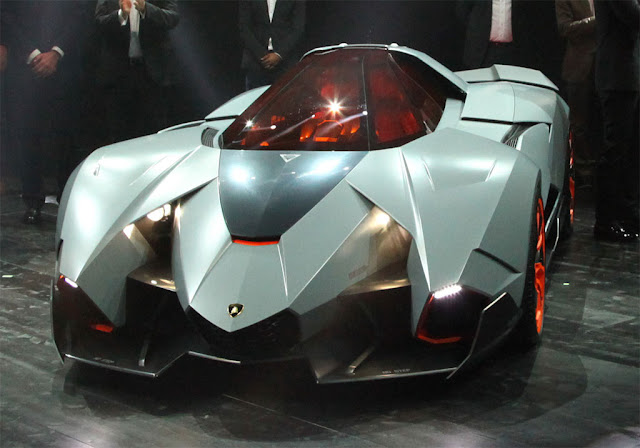 SPORTS CARS: Lamborghini Egoista HD Wallpapers 1080p