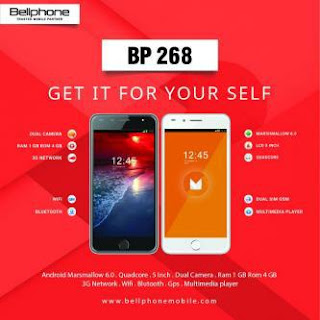 Firmware Bellphone BP 268 100% Tested