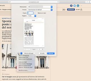 Safari PDF
