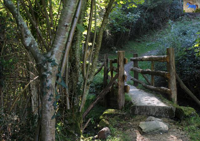 El camino del 'pottok', entre las cuevas de Urdax y Zugarramurdi