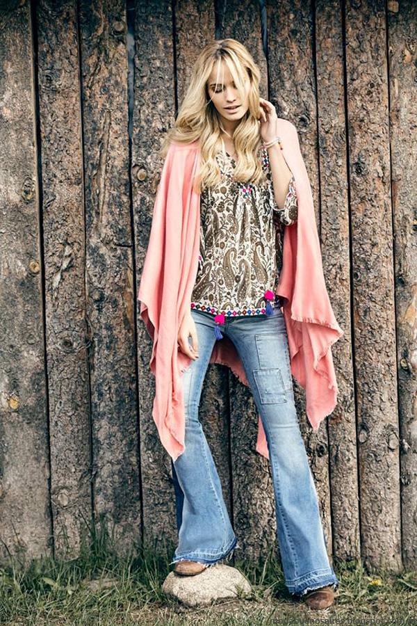 India Style invierno 2016. Pantalones oxford Moda invierno 2016 mujer.