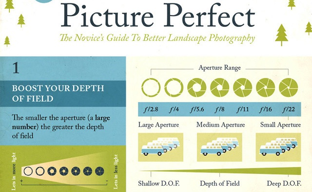 Image: Picture Perfect: The Novice's Guide to Landscape Photography