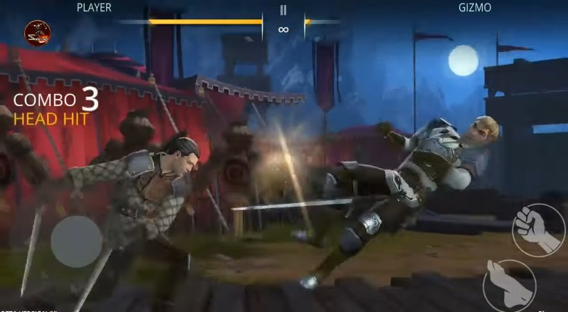Download Game Shadow Fight 3 Mod Apk+Data Obb Terbaru Android