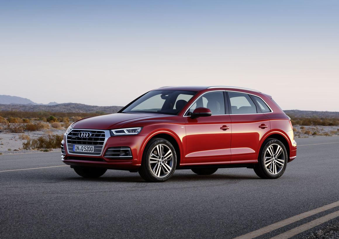 Audi Q5 Data Uscita, Presentazione e Ultime Notizie