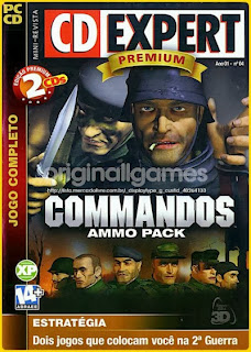Commandos: Ammo Pack Highly Compressed Free Download Game