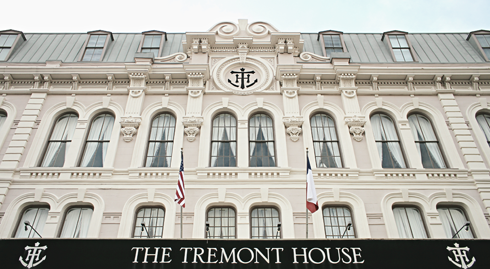 Tremont House Hotel Galveston Texas