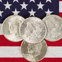 Серебряный доллар США: история монеты и ее ценность