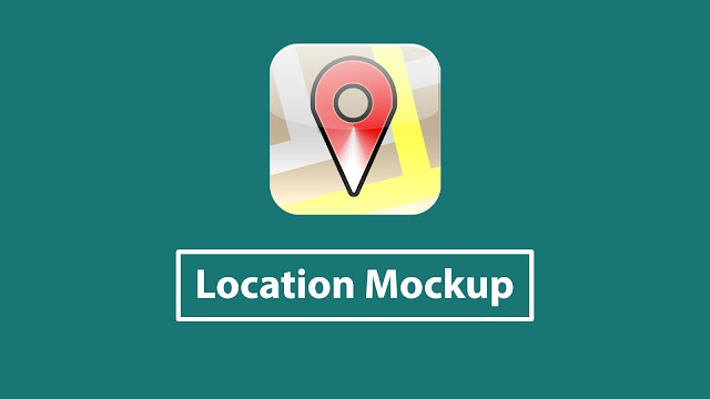Location Mockup - Fake & Share App