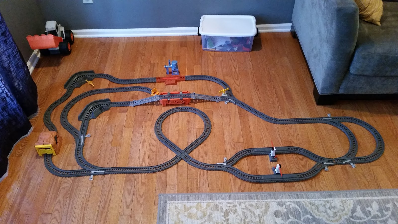 The Cyclone Edition 8 Track Layouts For Thomas Train Plan Wiring What Trackmaster Layout Is Your Favorite Let Me Know