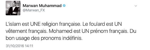 """Marwan Muhammad, du """"bon usage"""" de la culture et de la grammaire française"""