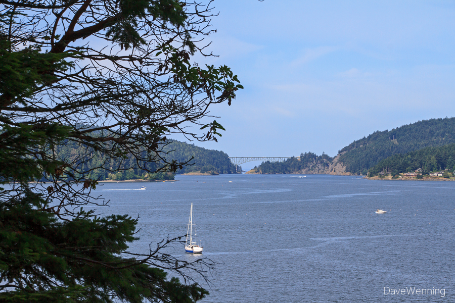 Skagit Bay and Deception Pass