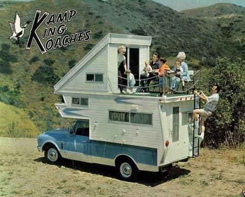 kamp king koaches
