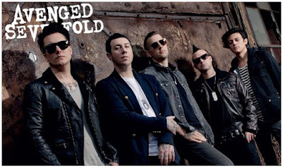 Avenged Sevenfold Leather Jacket