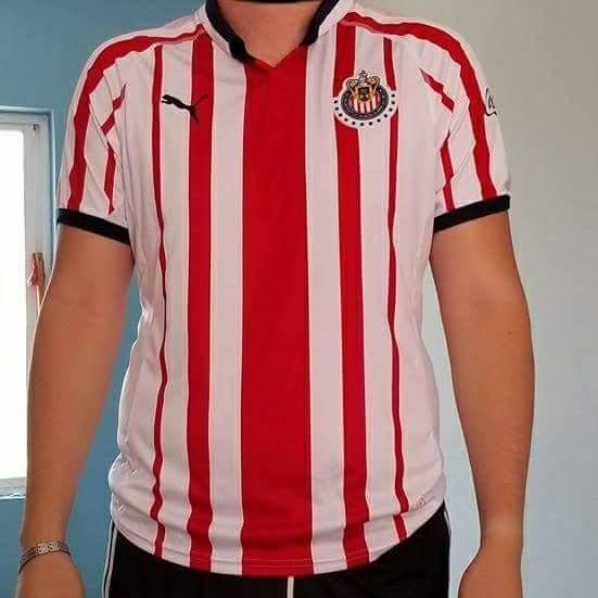 9c6260efd Chivas 2018-19 Home   Away Kits Leaked