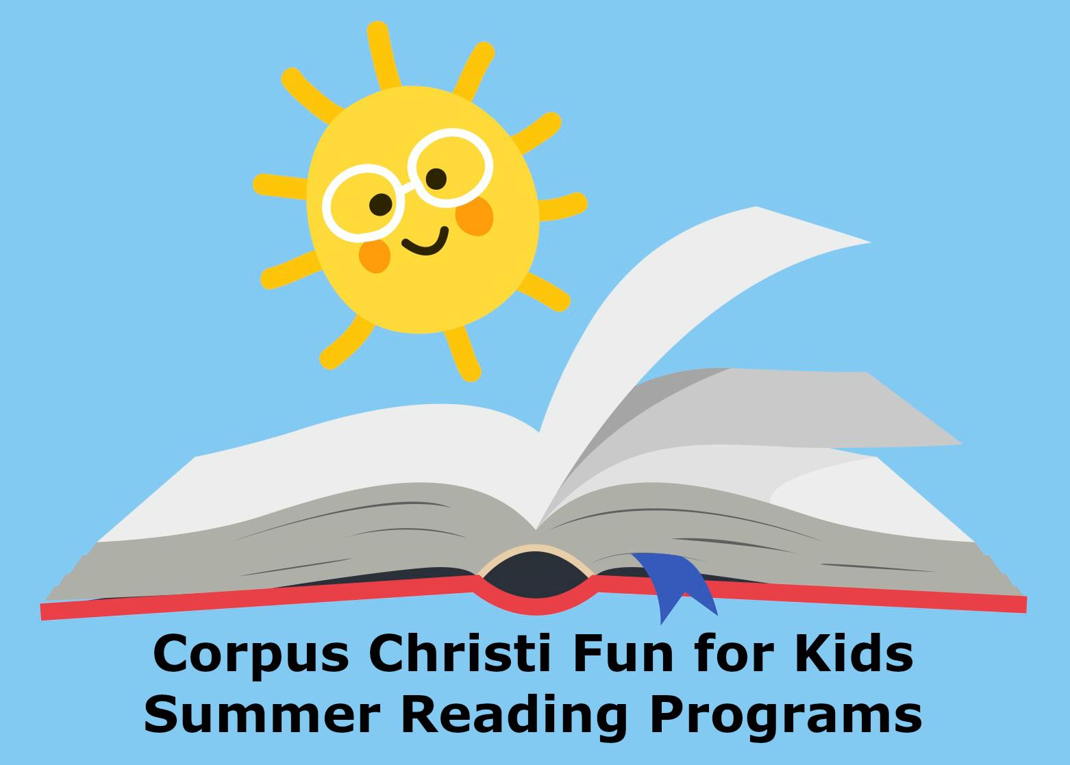 Summer Reading is Fun 2016   Corpus Christi Fun for Kids