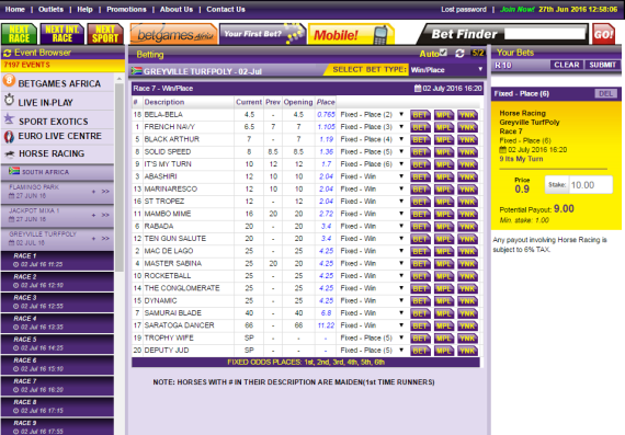 Image-of-Hollywoodbets-SYX-site-with-Durban-July-Ffeld