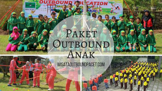 paket outbound anak wisata outbound pacet improve vision