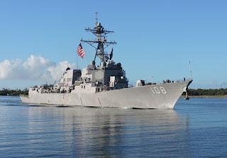 USS Wayne E. Meyer DDG-108